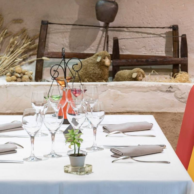 Le restaurant - Le Patio - Fontvieille